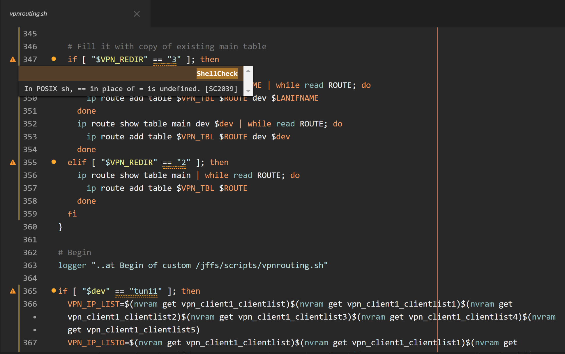 How To Improve Shell Script Code Quality and Readability